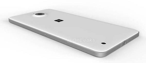 Se filtran imágenes del Lumia 850