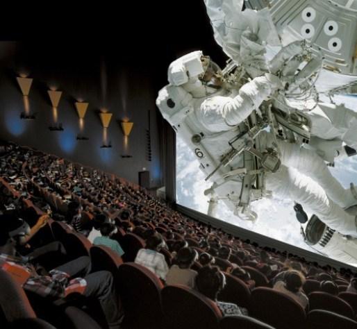 salas de cine 4D
