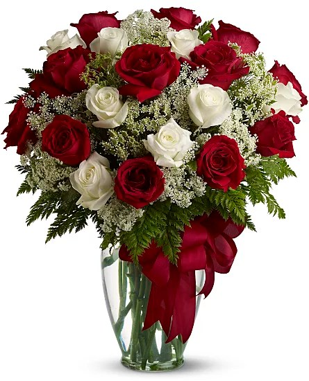 Love s Divine Bouquet   Long Stemmed Roses Flowers  Love s Divine     Love s Divine Bouquet   Long Stemmed Roses Flowers