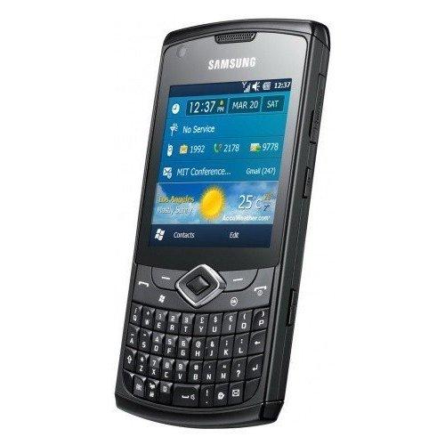 Купить мобильный телефон Samsung B7350 Omnia Pro 4 Black ...
