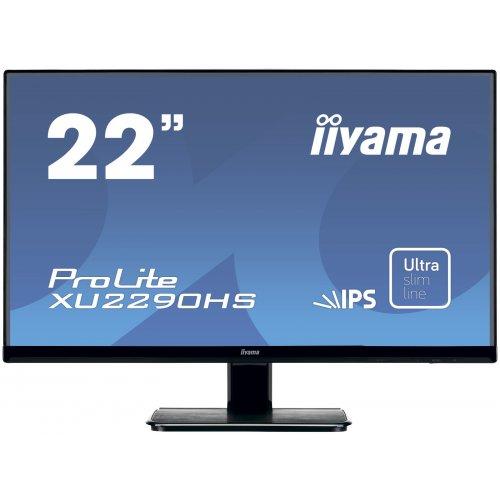 """Собрать ПК Iiyama 21.5"""" XU2290HS-B1 Black и сравнить цены ..."""