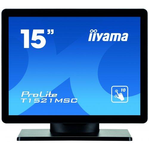 """Собрать ПК Iiyama 15"""" T1521MSC-B1 Black и сравнить цены в ..."""