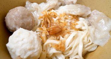 【台北食記】福州老舖乾麵 赤峰街內的古早味平民美食 捷運中山站