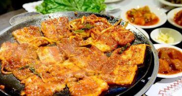 【台北食記】南大門韓國烤肉 隱身七條通內老字號韓式餐廳 中山站美食推薦
