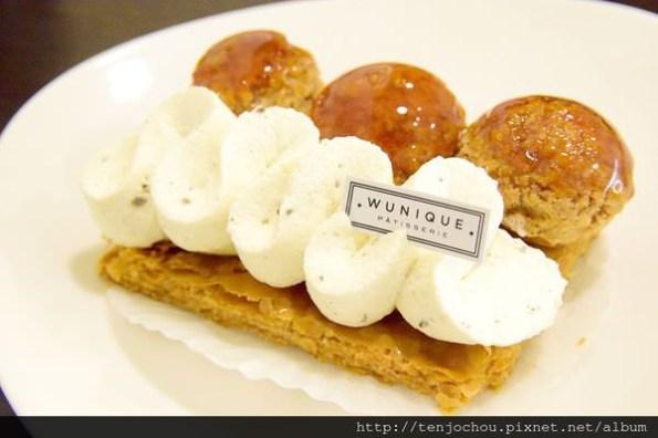 【台北食記】六張犁 WUnique Patisserie 無二烘焙工作室 巷弄內法式甜點