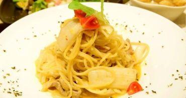 【台北食記】People 2 Cafe & Restaurant 黃金泡菜義大利麵 中西混血玩出美食新境界!