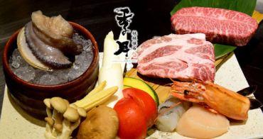 【台北食記】乾杯季月鐵板懷石 澳洲和牛x伊比利豬信義區高級美食推薦!