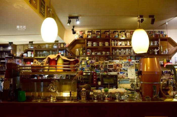 【台北食記】RUFOUS COFFEE 咖啡人心中的經典名店 自家烘培、杯杯推薦