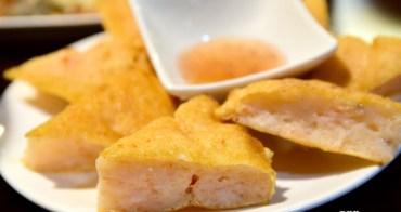 【台北食記】金泰泰式料理 超厚月亮蝦餅只要100元!三重美食平價泰國菜推薦