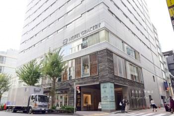 【東京住宿】Hotel Gracery Ginza 銀座格拉斯麗酒店 交通方便、早餐好吃、免費咖啡