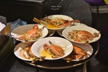 【宜蘭海鮮吃到飽】久千代海鮮百匯餐廳 現撈鮮魚、螃蟹、生魚片buffet吃到飽