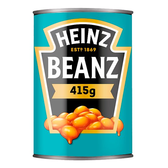 Image result for image of Heinz beans