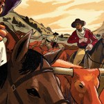 Through A Historic Trail Ride Black Cowboys And Cowgirls Take Ownership Of Their Role In History Texas Monthly