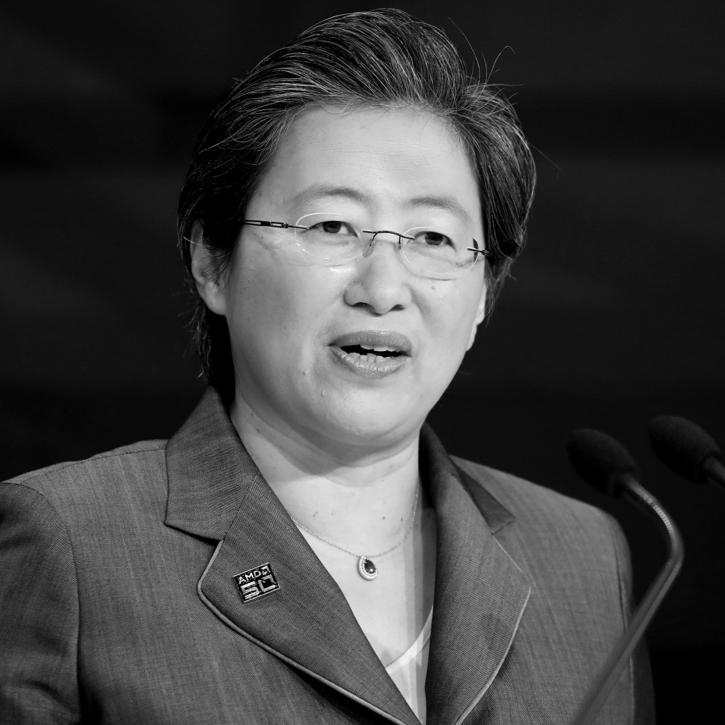 Lisa Su, president and CEO of Advanced Micro Devices.