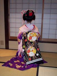 Geisha full back