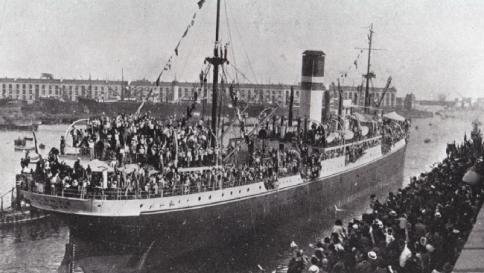 Risultati immagini per emigrazione 900