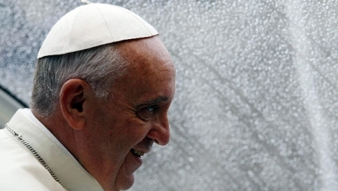 """Anatema del Papa sulla finanza: """"Basta far gli schiavi dell'idolo denaro"""""""