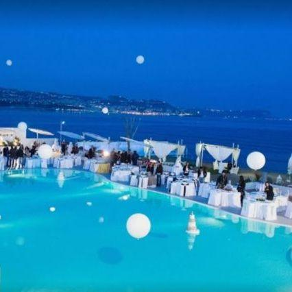 Pozzuoli, 4 year old boy falls into the pool and drowns during a wedding