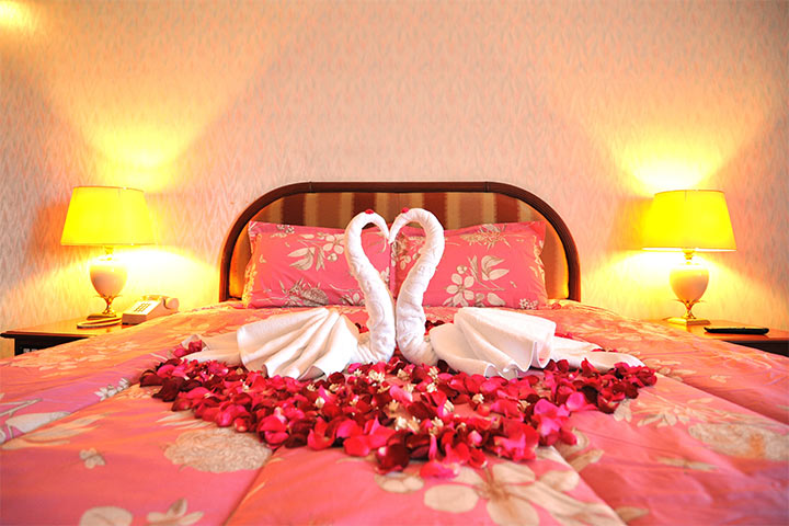 Wedding Room Decoration Tips for that Perfect First Night!