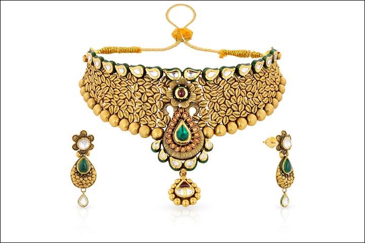 Bridal Gold Jewellery 20 Best Gold Jewel Designs