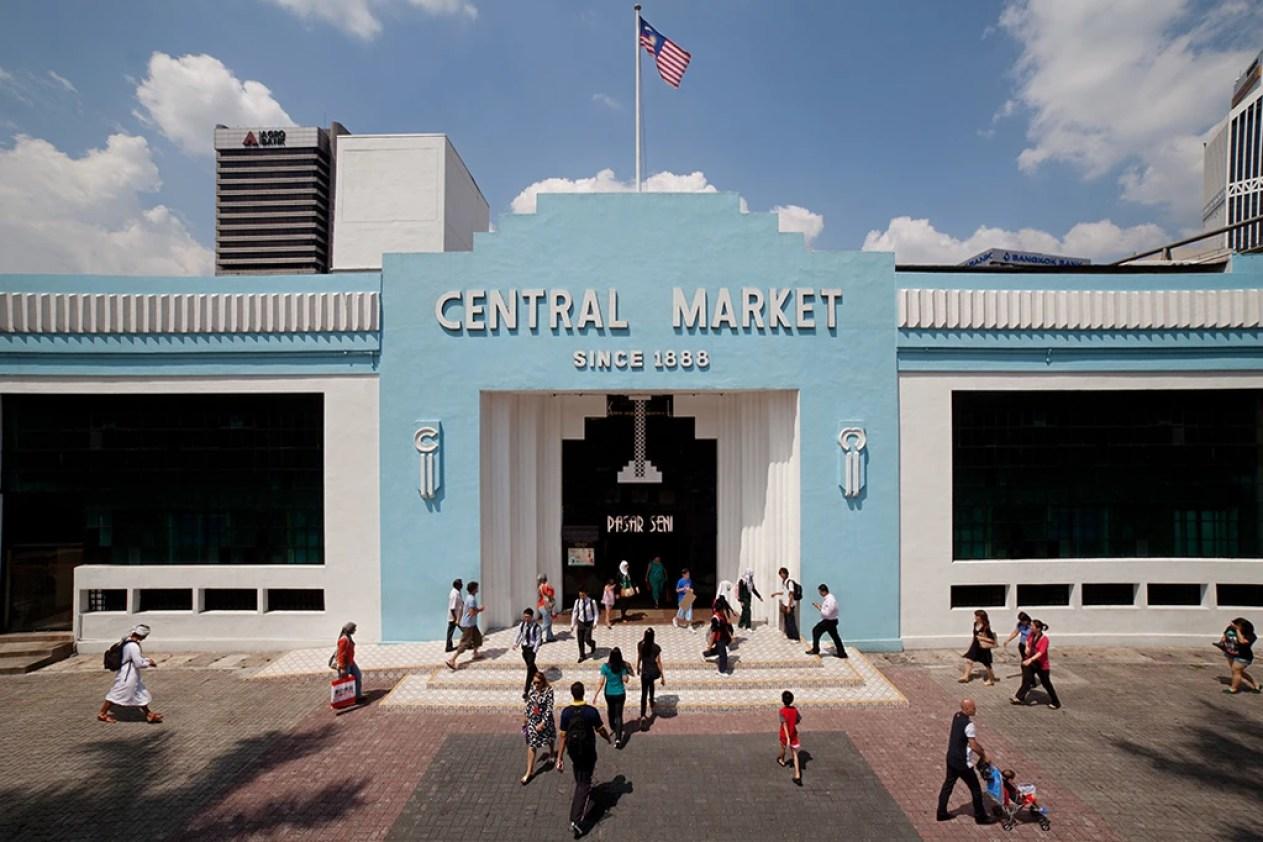 Central Market, Kuala Lumpur   Transferzs