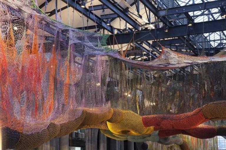The Art Of Ernesto Neto A Trip Into The Ludic