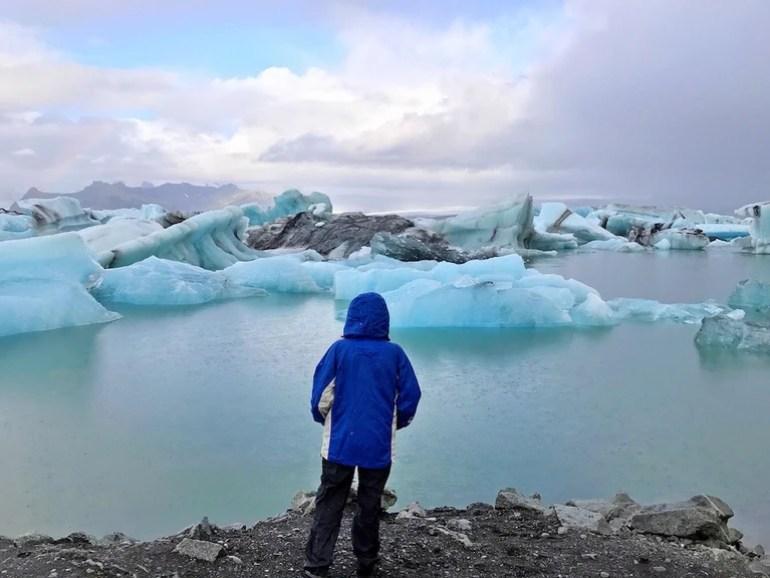 Iceland's Jökulsárlón| © Nikki Vargas