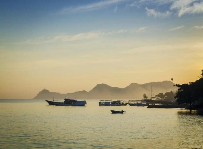 Dili coast, East Timor
