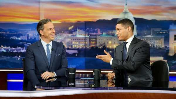 Jake Tapper on 'Daily Show': CNN's 'Kicking Ass' and Doesn ...