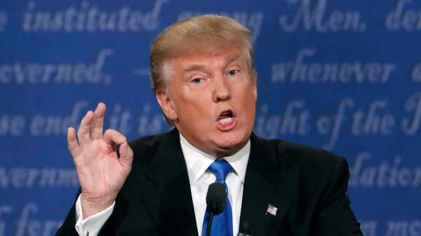 Donald Trump Triples Down on Lie That He'd Always Opposed ...