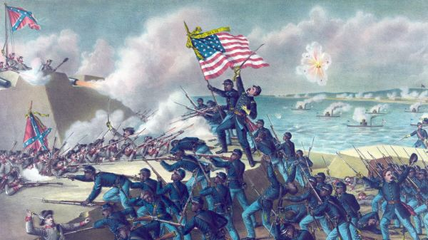 100,000 From Dixie Fought for the North in the Civil War