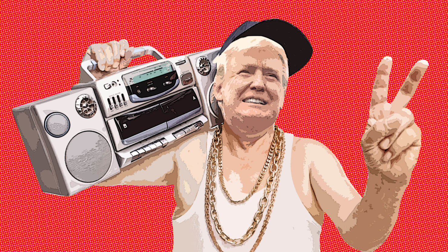 Why Do Rappers Idolize Noted Racist Donald Trump