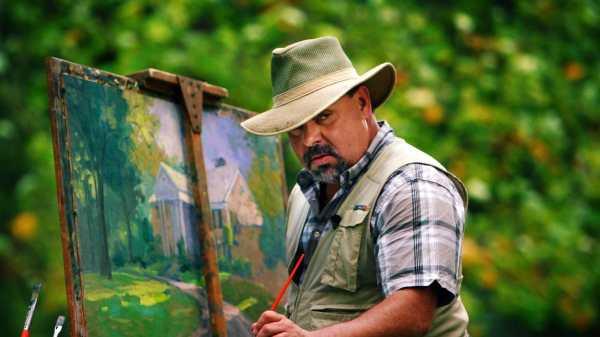 The Drunken Downfall of Evangelical America's Favorite Painter