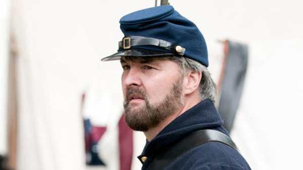 This Civil War Reenactor Controls Christie's Fate