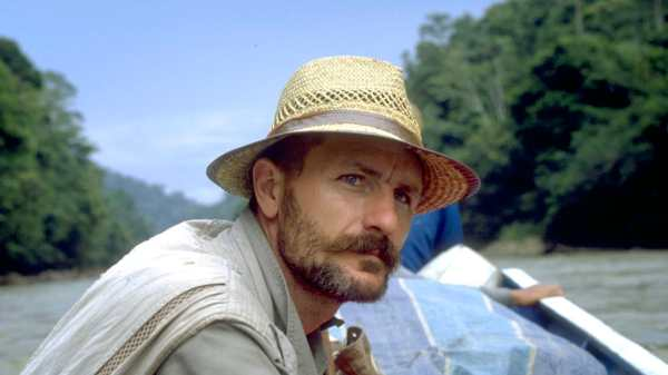 Robert Young Pelton on His Expedition To Find Joseph Kony