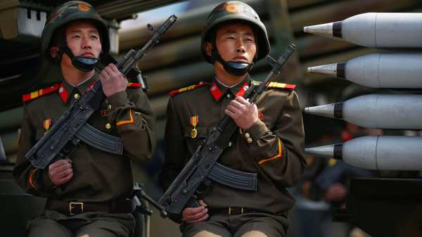 Top U.S. General Hints at Military Action Against North ...