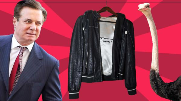 What Happens to Paul Manafort's Ostrich Jacket if He's ...
