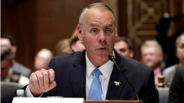 Justice Dept. Investigating Whether Ryan Zinke Lied to ...