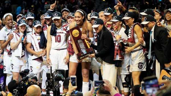 SC Women's Basketball Team Declines Trump White House ...