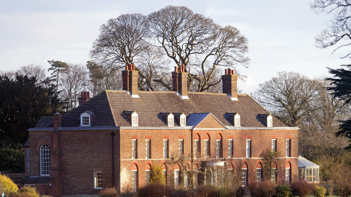 Plans For William And Kate Middleton S New Ten Bedroom