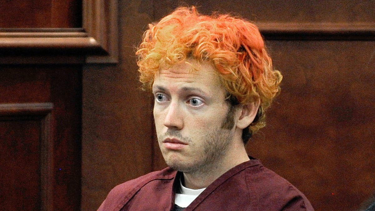 James Holmes Suggested He Suffered From Dysphoric Mania