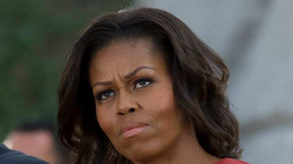 Michelle Obama Confronts Racial Stereotypes in White House ...