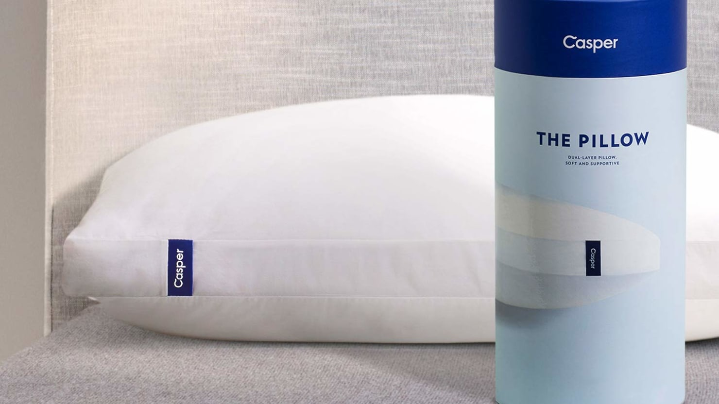 casper s pillow is the key to good sleep