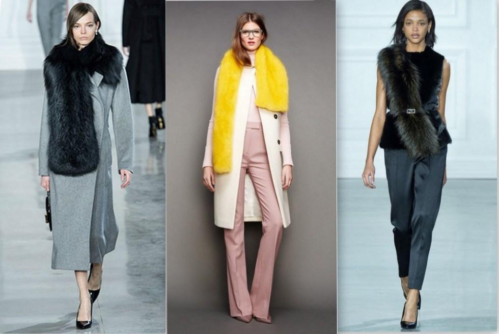 the elegant lane whats trending fur stoles