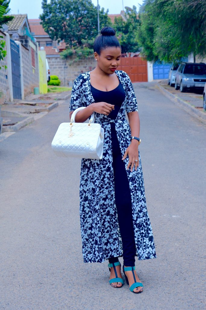 maxi wrap dress outfit 9