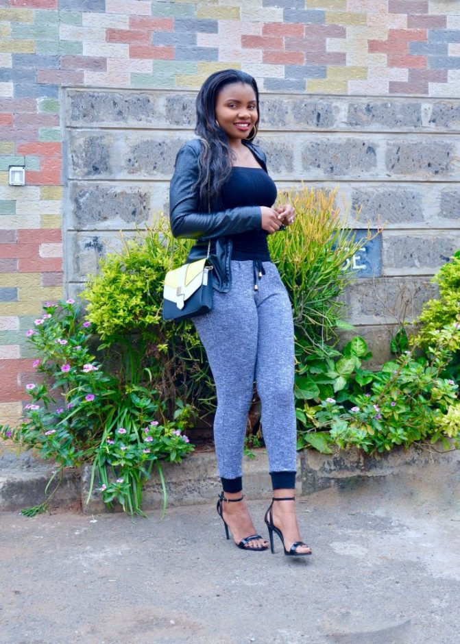 How i style jogger pants