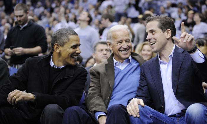 Democrats and Media Claim Hunter Biden Stories Are Russian 'False Narrative'