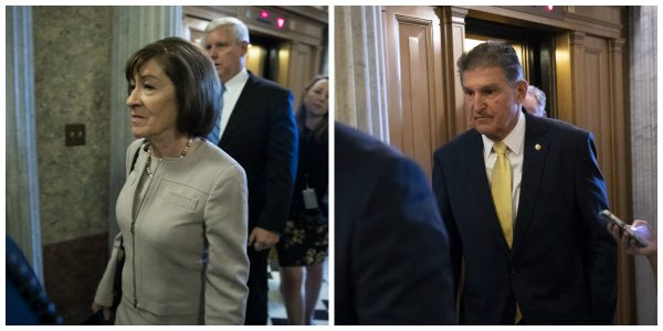 manchin and collins