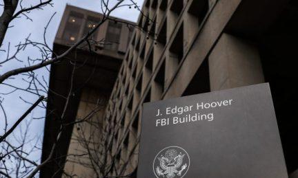 The Federal Bureau of Investigation (FBI) Headquarters in Washington on Jan. 7, 2019. (Samira Bouaou/The Epoch Times)