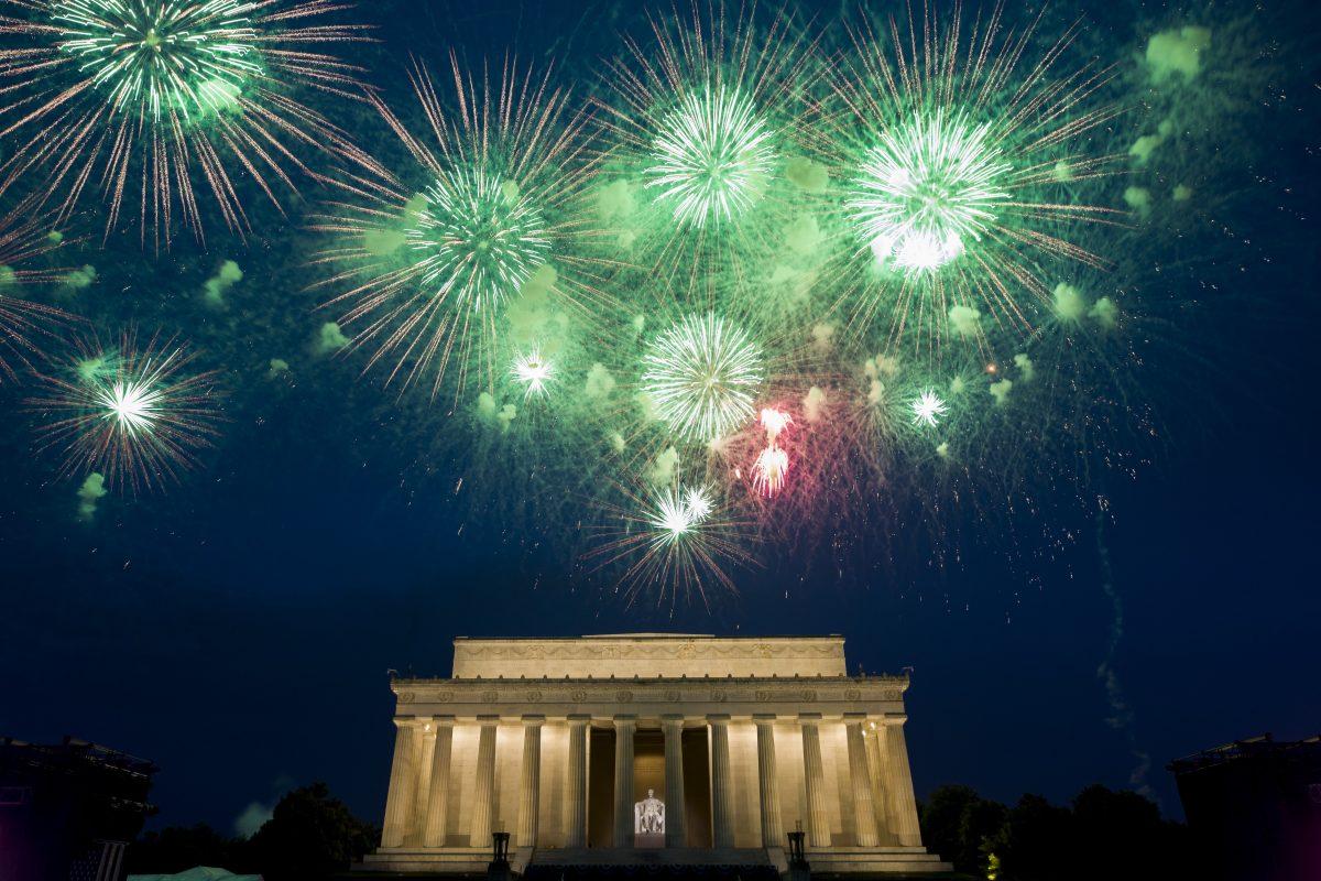 Fourth of July Washington